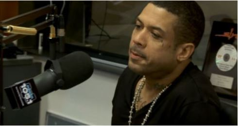 Benzino, Love and Hip Hop: Atlanta star, and former owner of The Source Magazine.