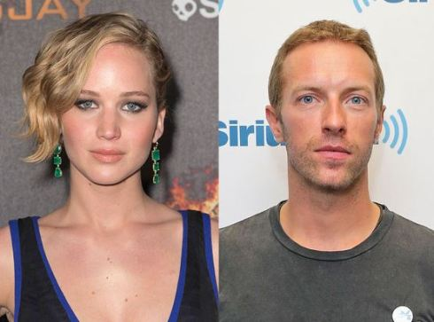 Jennifer Lawrence_ Chris Martin Split