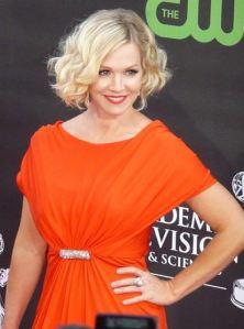 Jennie Garth at the 2009 Primetime Emmy Awards. Credit: Wikipedia